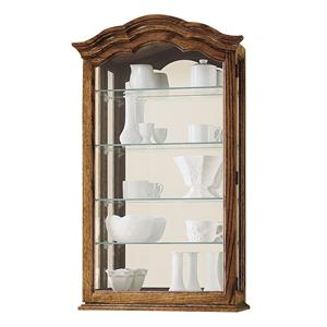 Howard Miller Wall Curios Vancouver II Display Cabinet