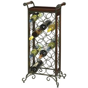 Howard Miller Wine & Bar Furnishings Wine Butler