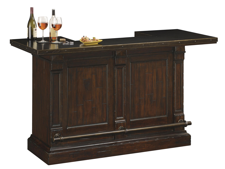 Howard Miller Wine & Bar Furnishings Harbor Springs Bar - Item Number: 693-030