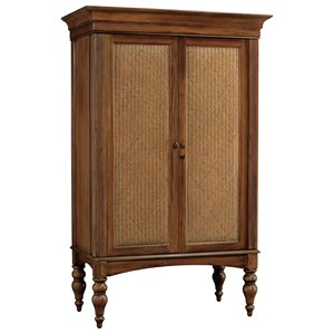 Howard Miller Wine & Bar Furnishings Toscana Wine & Bar Cabinet