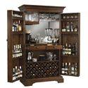 Howard Miller Wine & Bar Furnishings Sonoma Wine & Bar Cabinet
