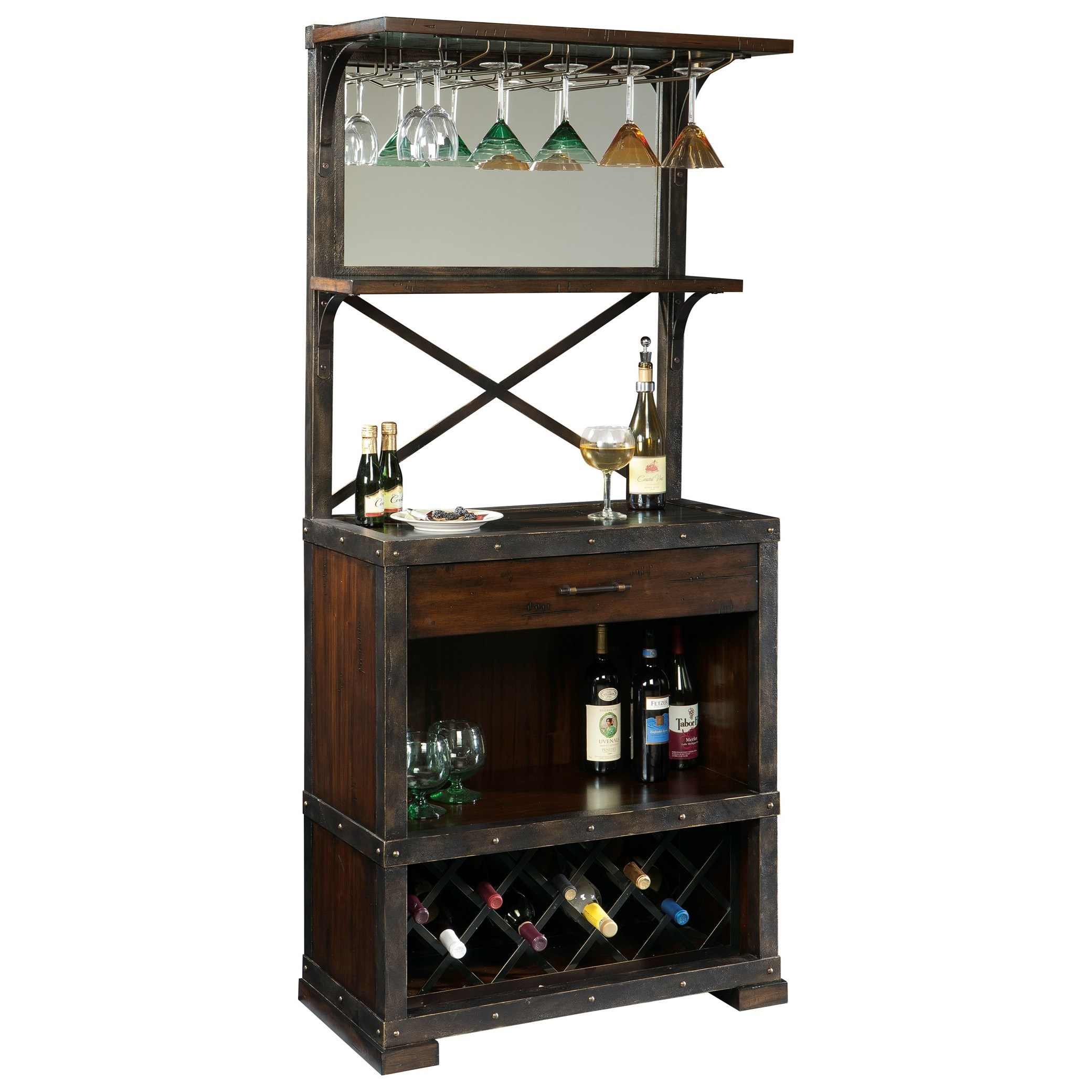 Howard Miller Wine Amp Bar Furnishings Red Mountain Wine