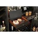 Howard Miller Wine & Bar Furnishings Sambuca Bar & Wine Cabinet
