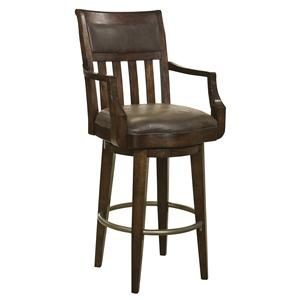 Howard Miller Wine & Bar Furnishings Harbor Springs Bar Stool