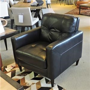 Belfort Select Gavin Leather Chair