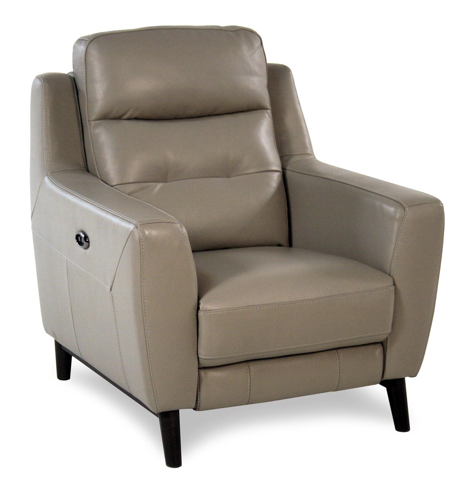 Giovani Fusion Power Leather Recliner - Item Number: 10859-1S1U-NC282