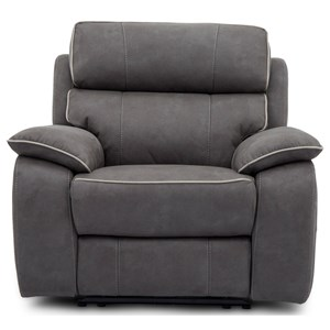 Warehouse M 11286 Power Recliner with Power Headrest