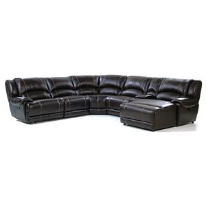 Giovani Bryant Reclining Sectional Sofa