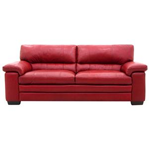HTL 2433 Casual Styled Sofa For Comfortable Family Room Furniture