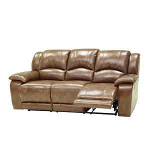 HTL 2644 3 Seat Sofa with Contrast Stitching