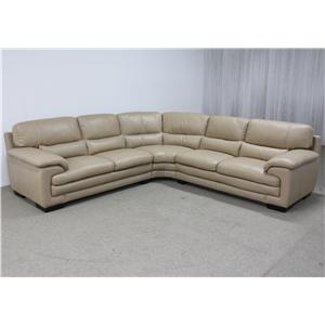 HTL 2682 Large Stationary Comfortable Corner Sectional