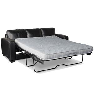 HTL 2854 Sofa Sleeper with Square Bun Feet