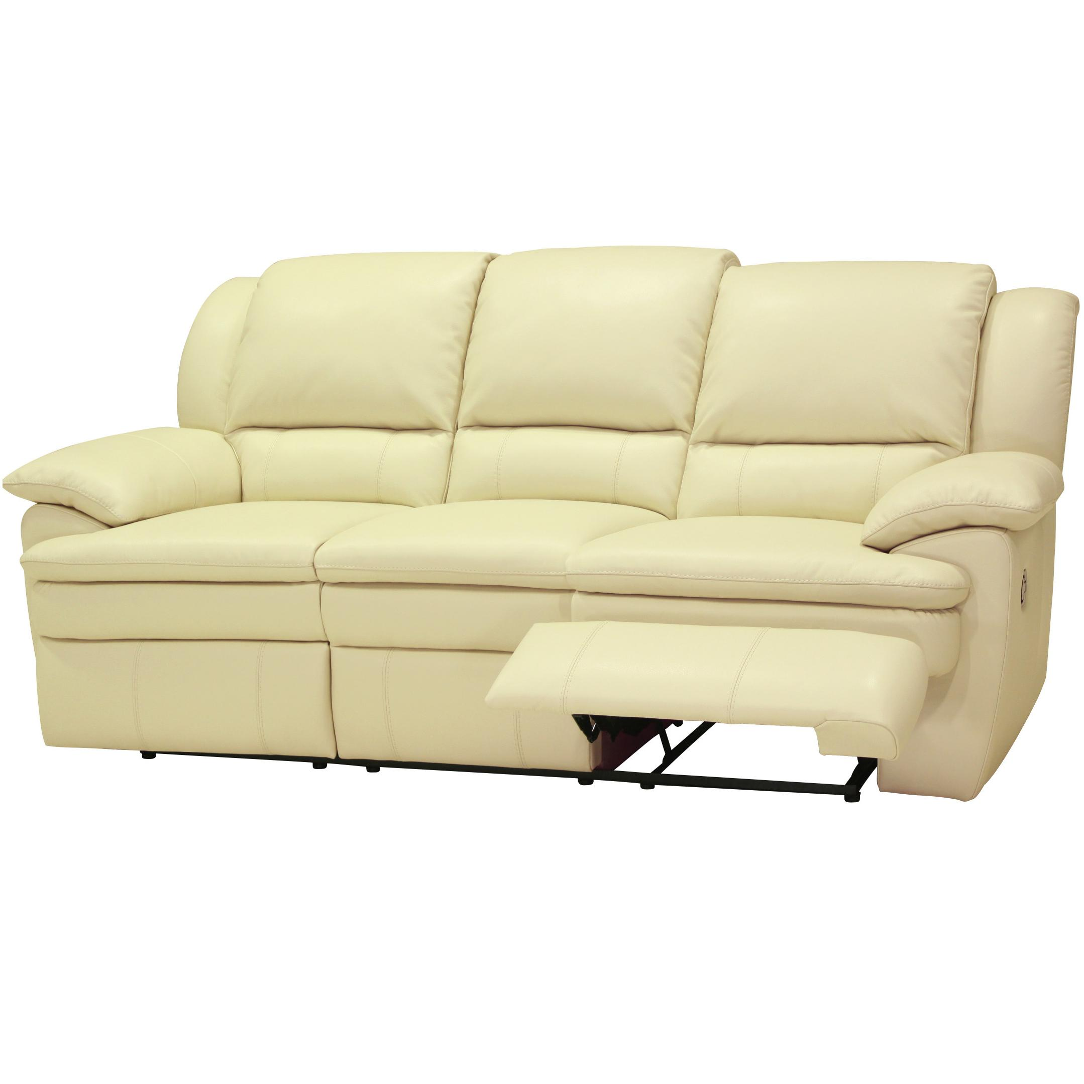 3 Seater Sofa with Motion