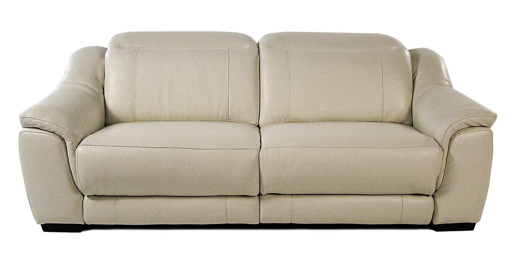 Giovani Illusion Power Reclining Leather Sofa - Item Number: 9557-2.5S2VA