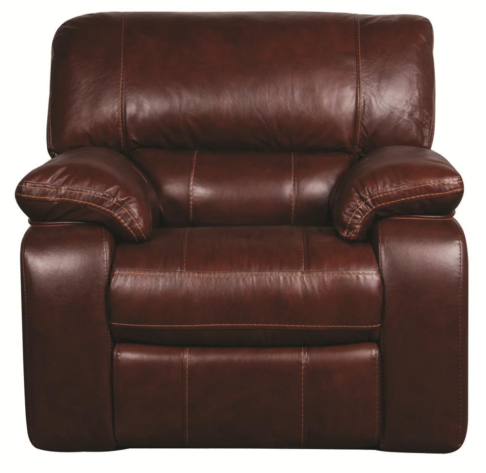 Morris Home Furnishings Xavier Xavier Power Leather-Match* Wall Recliner - Item Number: 141837508