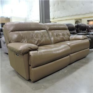 Belfort Select Clearance Furhawn Power Sofa