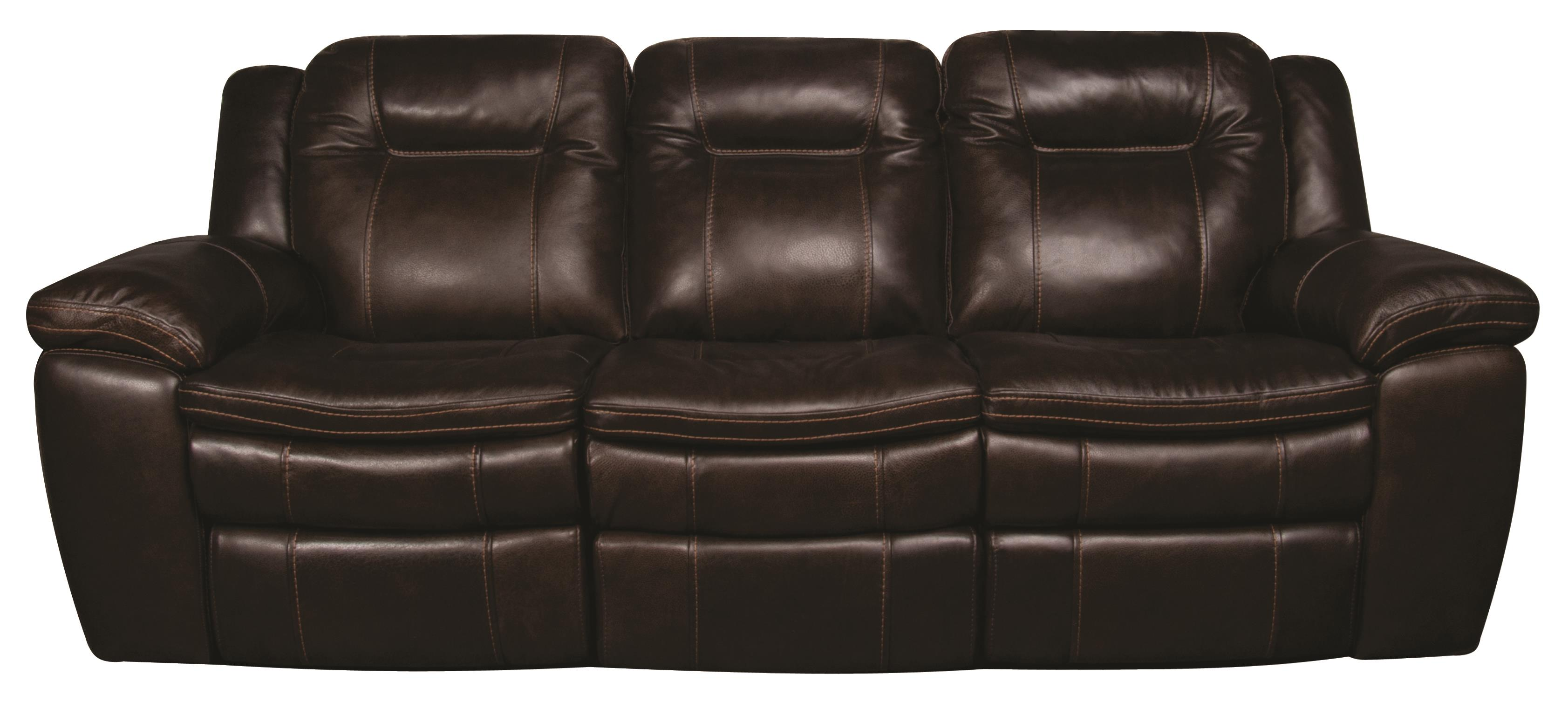 Morris Home Furnishings Heath Heath Power Leather-Match* Sofa - Item Number: 985020142