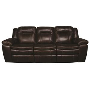 Morris Home Furnishings Heath Heath Power Leather-Match* Sofa
