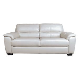 morris home furnishings holt holt 100 leather sofa