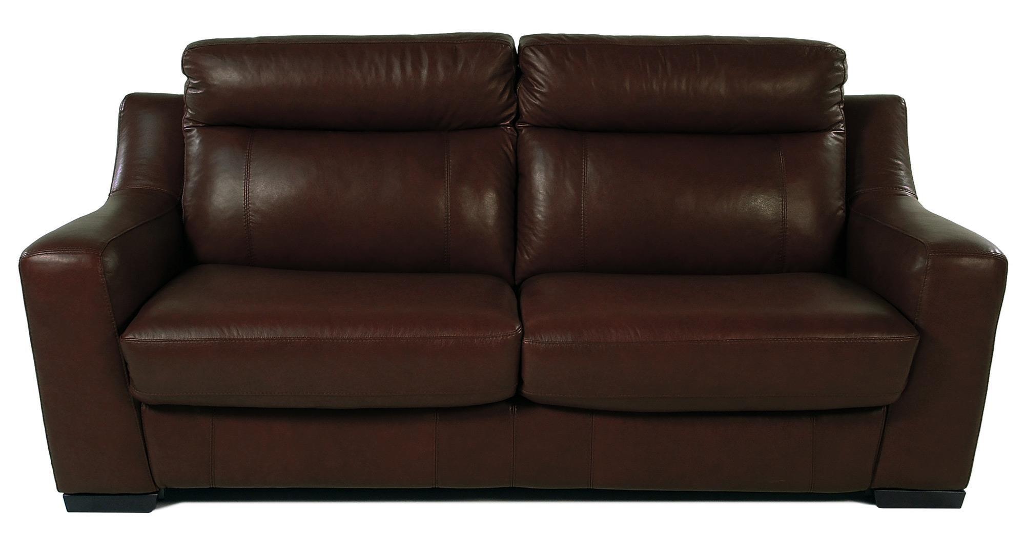 - Giovani Bartolini Full Size Leather Sleep Sofa Rotmans Sleeper