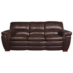 Merritt Leather Match Sofa