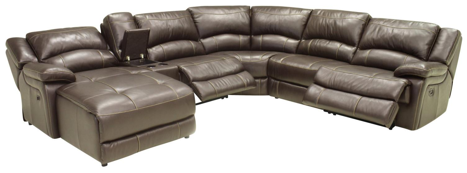 Htl T118cs Theater Seating Sectional Sofa With Left Side Chaise