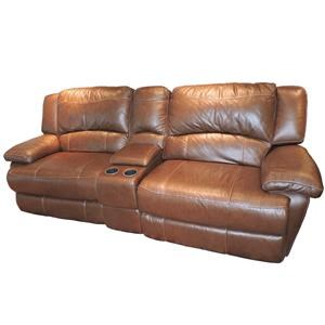 Belfort Select Grayson Love Seat Recliner