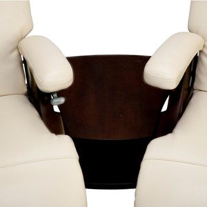 Human Touch Perfect Chair Wedge Table