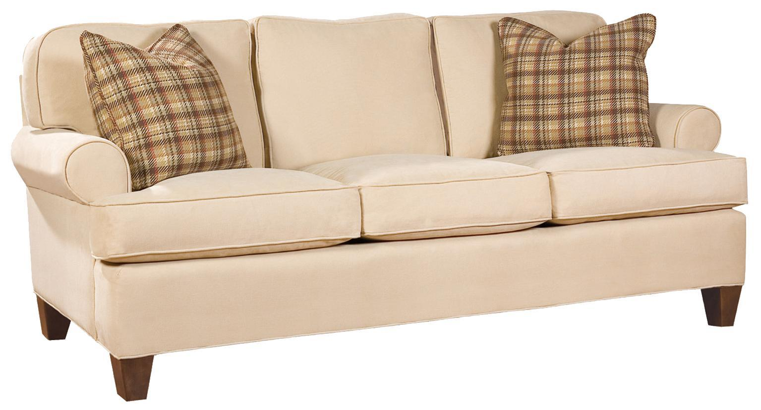 Huntington House 2041 Sofa - Item Number: 2041-10
