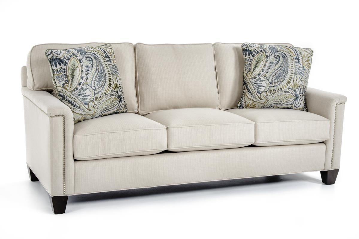 Huntington House 2042 Sofa - Item Number: 2042E-20 61183-61