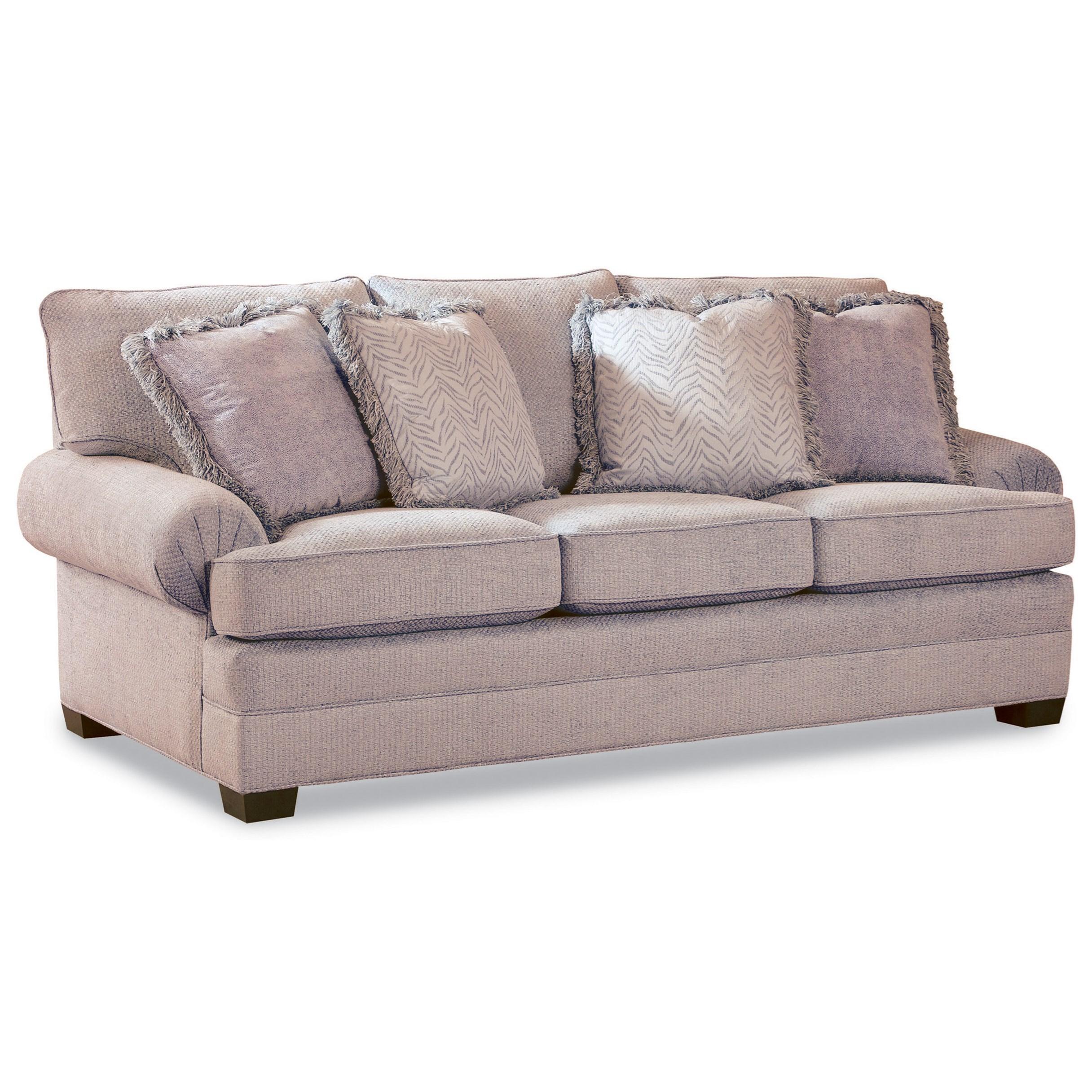 2061 Sofa by Huntington House at Belfort Furniture