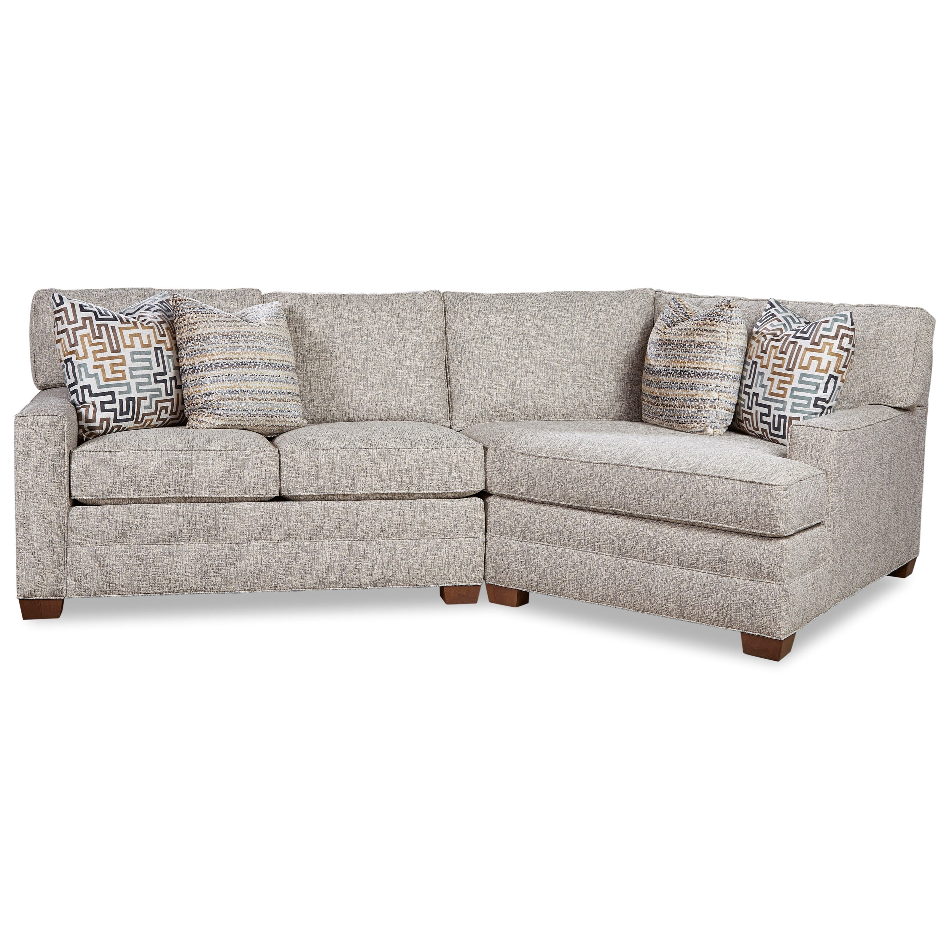 2062 Customizable Sectional by Huntington House at Belfort Furniture