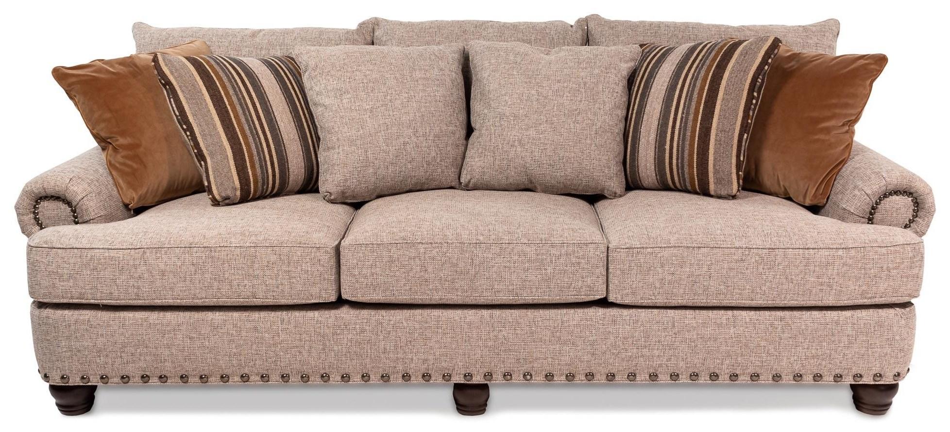 Roll Arm Sofa