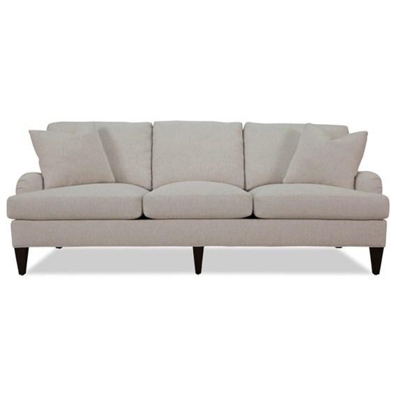 Harper Sofa by Huntington House at Belfort Furniture