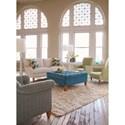 Huntington House 2100 Traditional Apartment-Size Sofa