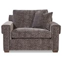 Huntington House Plush Chair and a Half - Item Number: 2300-60-URBANE-LUXE-61638-76