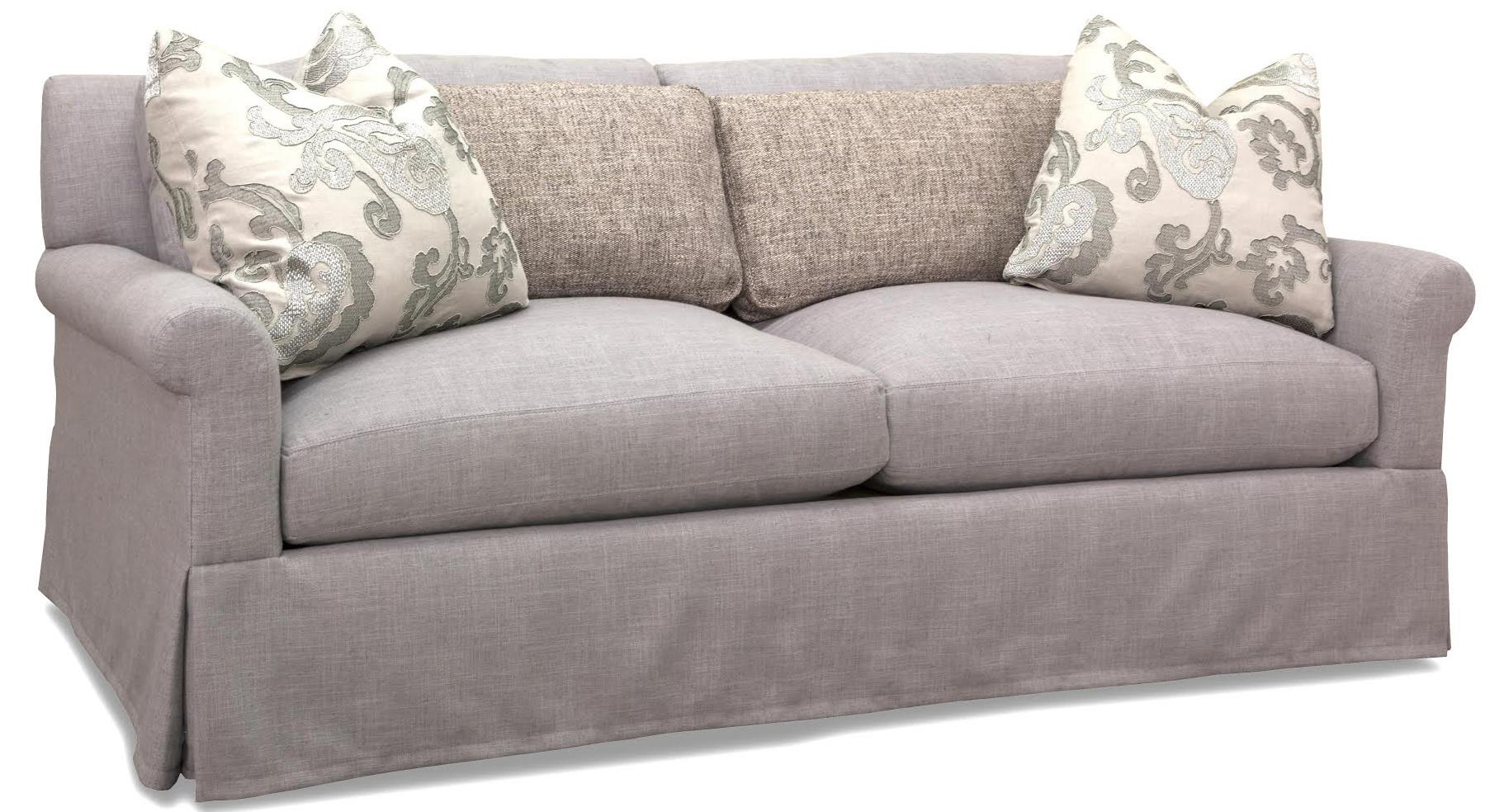 3184 Sofa by Geoffrey Alexander at Sprintz Furniture