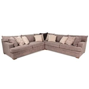 Contemporary L-Shape Sectional