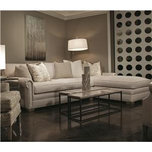Huntington House 7107 LAF Sofa Chaise