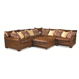 Huntington House 7107 Sectional