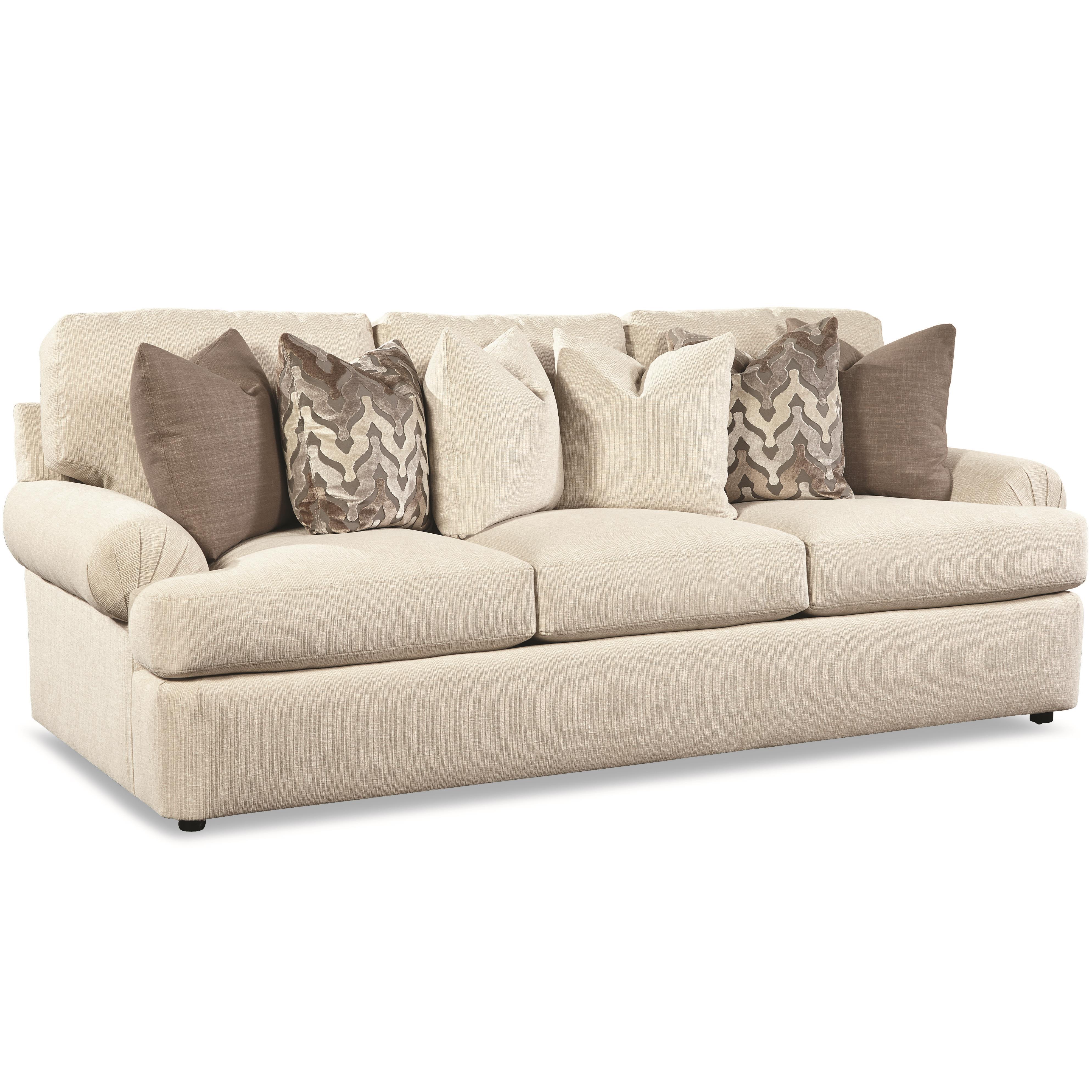 2081 Sofa by Huntington House at Baer's Furniture