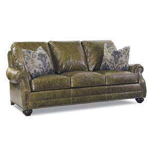 Geoffrey Alexander 7214 Traditional Sofa
