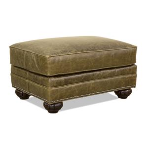 Huntington House 7214 Traditional Ottoman