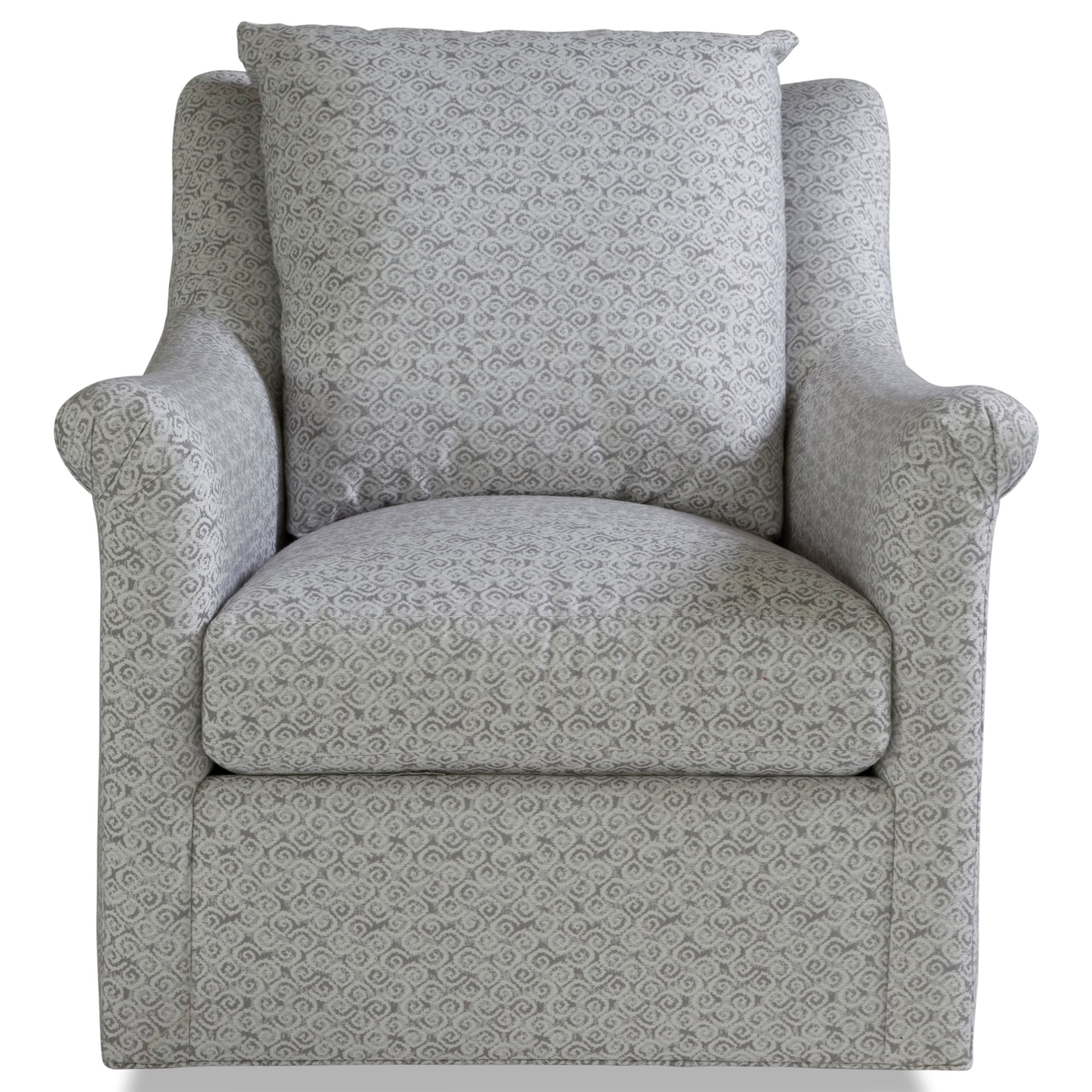 7240 Collection Swivel Chair by Huntington House at Belfort Furniture