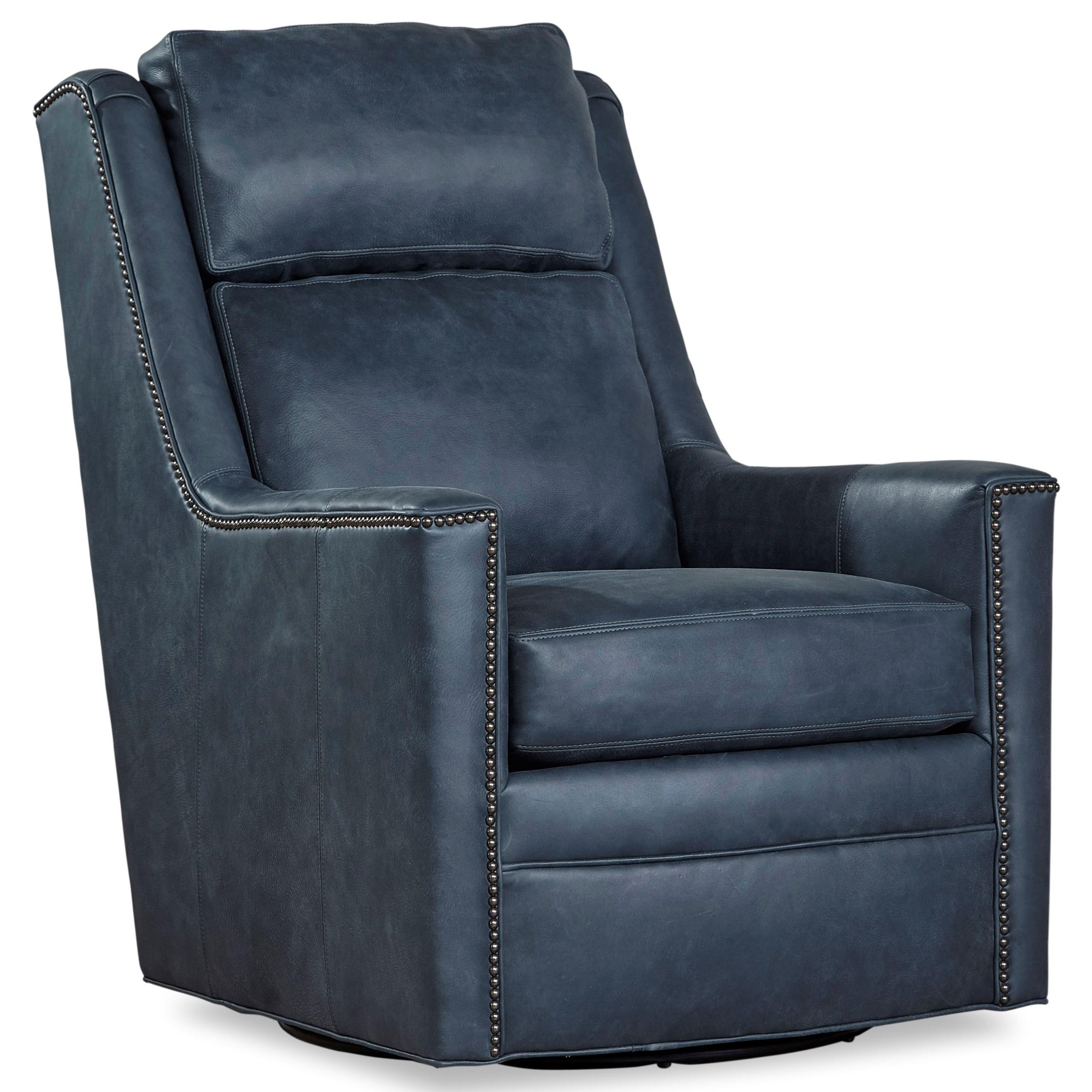 7268 Swivel Chair by Geoffrey Alexander at Sprintz Furniture