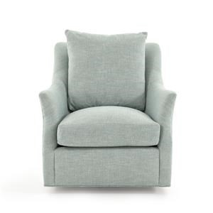 Huntington House 7270 Swivel Glider