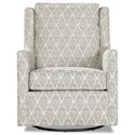 Huntington House 7273 Swivel Glider Chair - Item Number: 7273-58-70306-78
