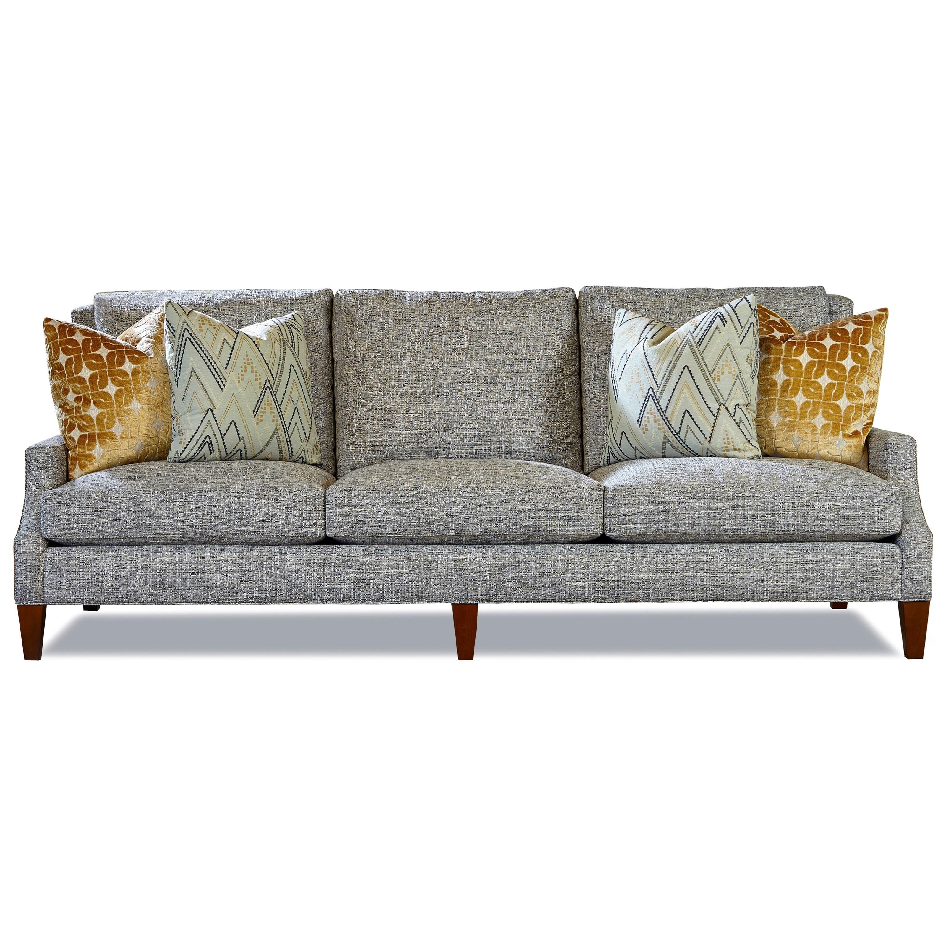 7281 Sofa by Geoffrey Alexander at Sprintz Furniture
