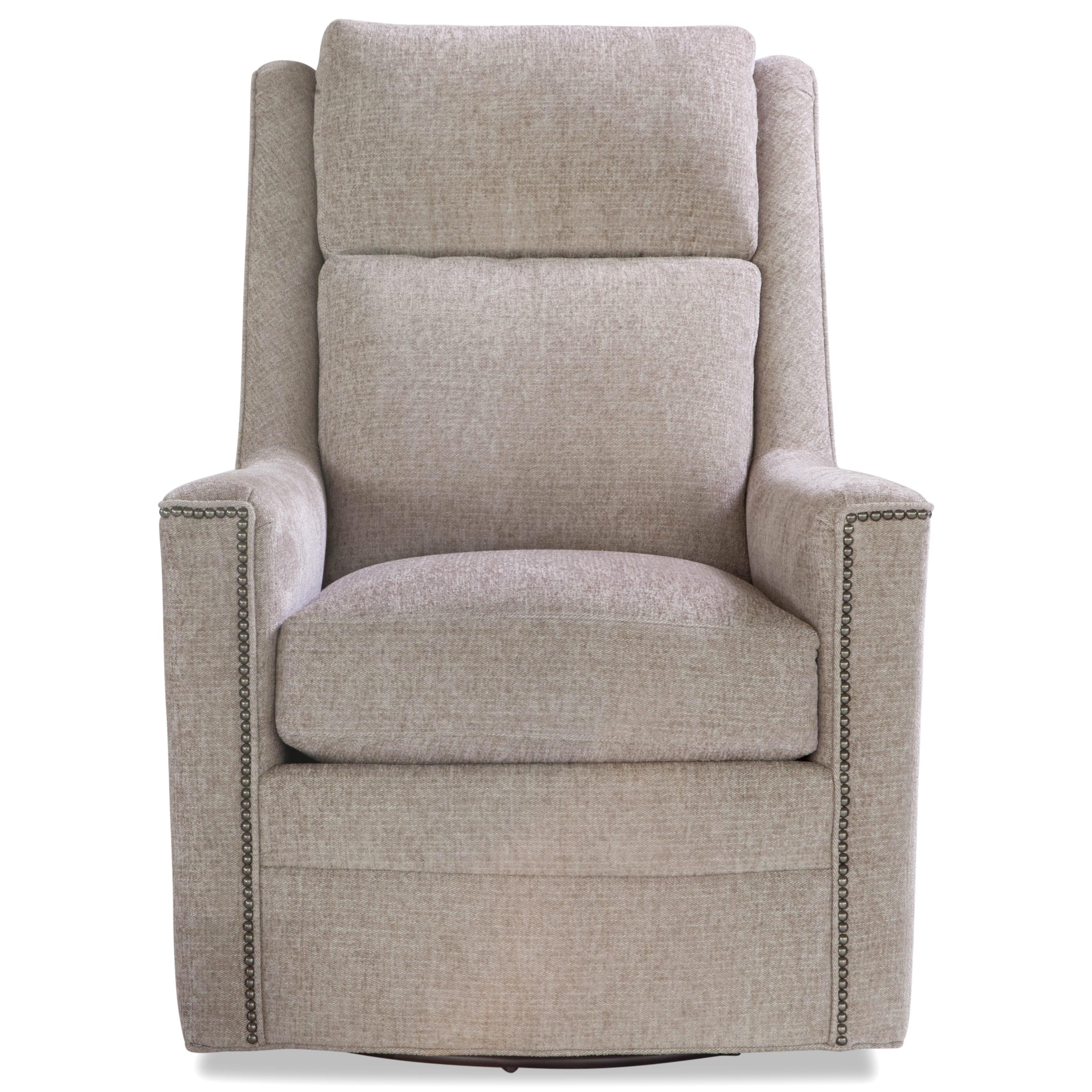 Upholstered Swivel Chair