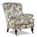 Geoffrey Alexander 7384 Chair w/ Casters - Item Number: 7384-50